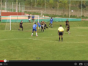 Vdeo da final do IV Torneio de Futebol no Cefol Campinas: Cadplast x Amanco